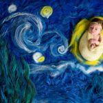 Как современные малыши стали героями картин великих художников