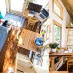 Как можно жить в доме 2,5 на 6 метров и быть счастливым?