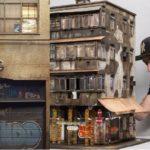 Урбанистические миниатюры Джоша Смита