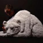 Канадский художник создает фантастические скульптуры из бумаги