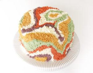 меховой торт