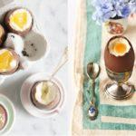 Необычное пасхальное яйцо для любителей сладкого
