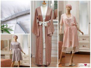 домашняя одежда из тенсела
