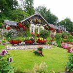 Оригинальные идеи декора садового участка