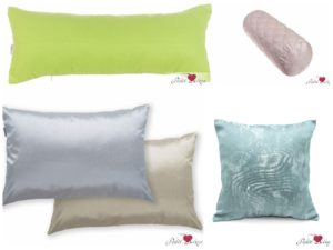 декоративные подушки в интерьере
