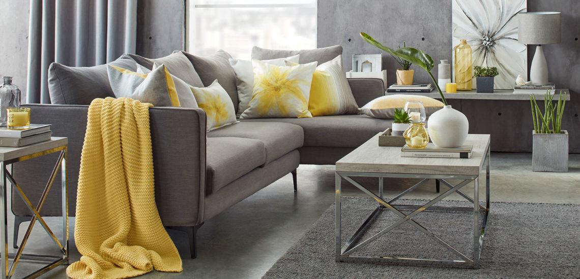 как сочетать декоративные подушки в интерьере