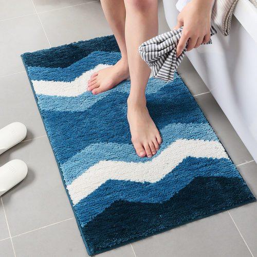 хлопковые коврики для ванной