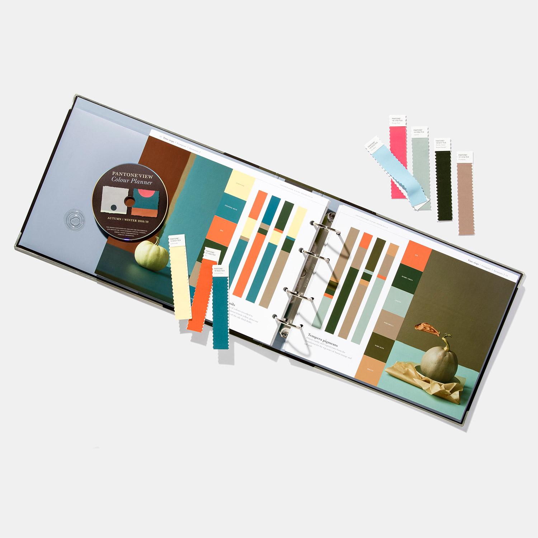 Цвета будущего: палитры Pantone на 2019 год