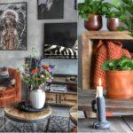 Индейцы, железные шкафы и винтаж: как они уживаются в одном доме?