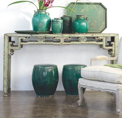 керамические столики
