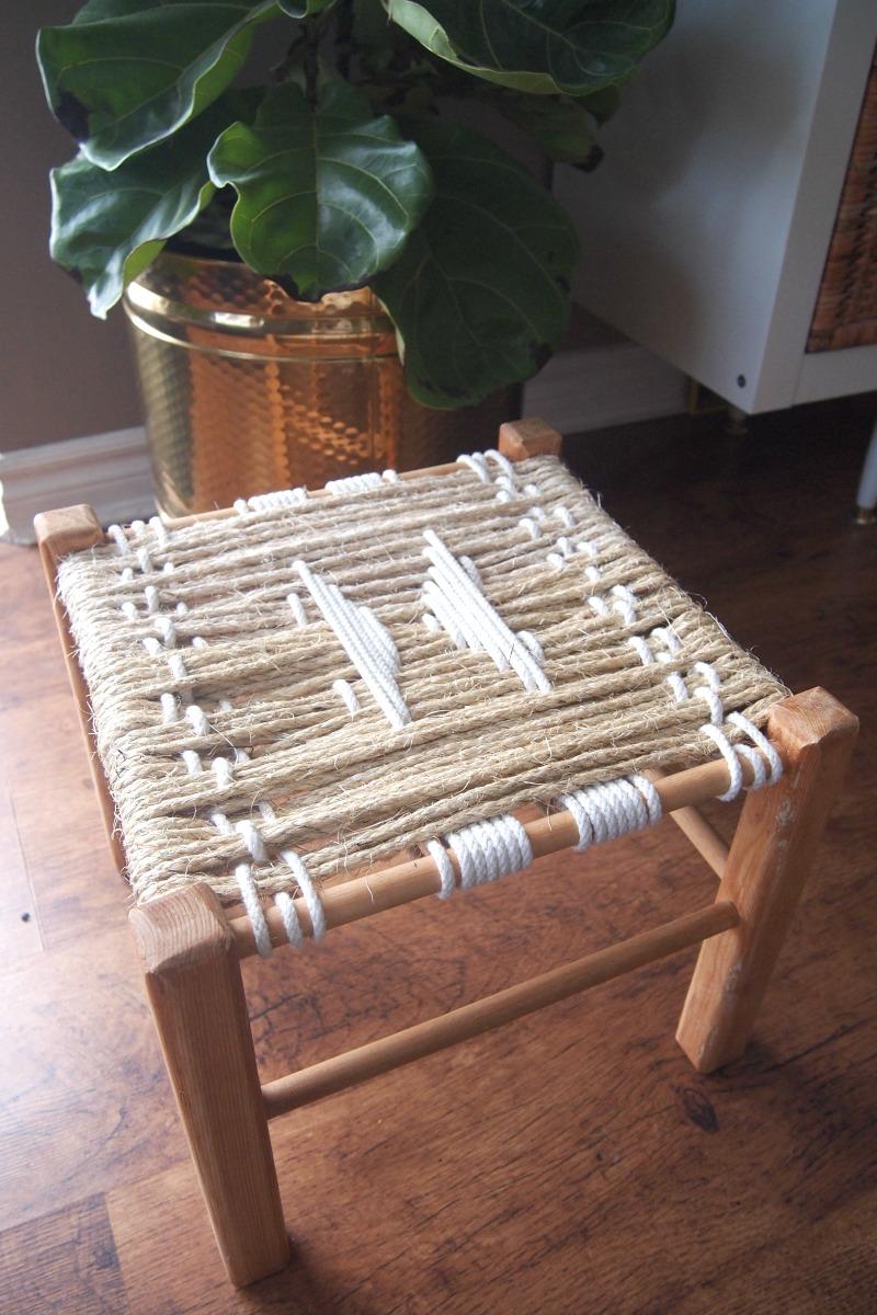 плетеные стулья своими руками