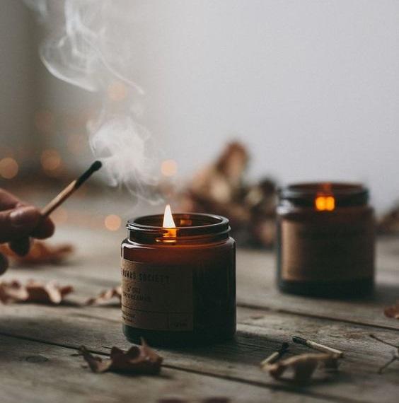 свечи и подсвечники купить