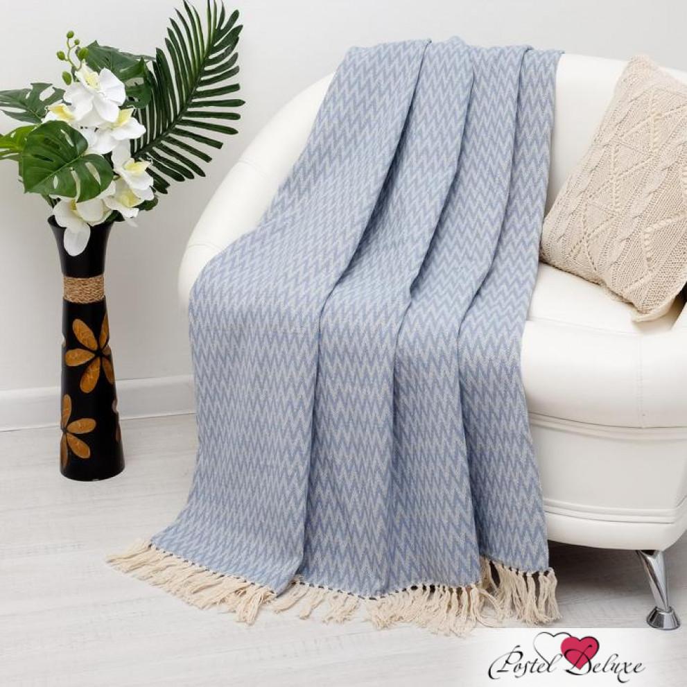 Плед, саржевое плетение волокон