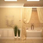 Шторка для ванной: как часто ее нужно менять?