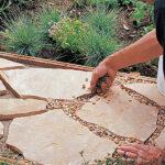 Садовая дорожка своими руками: 1 простой мастер-класс и 5 легких для воплощения идей