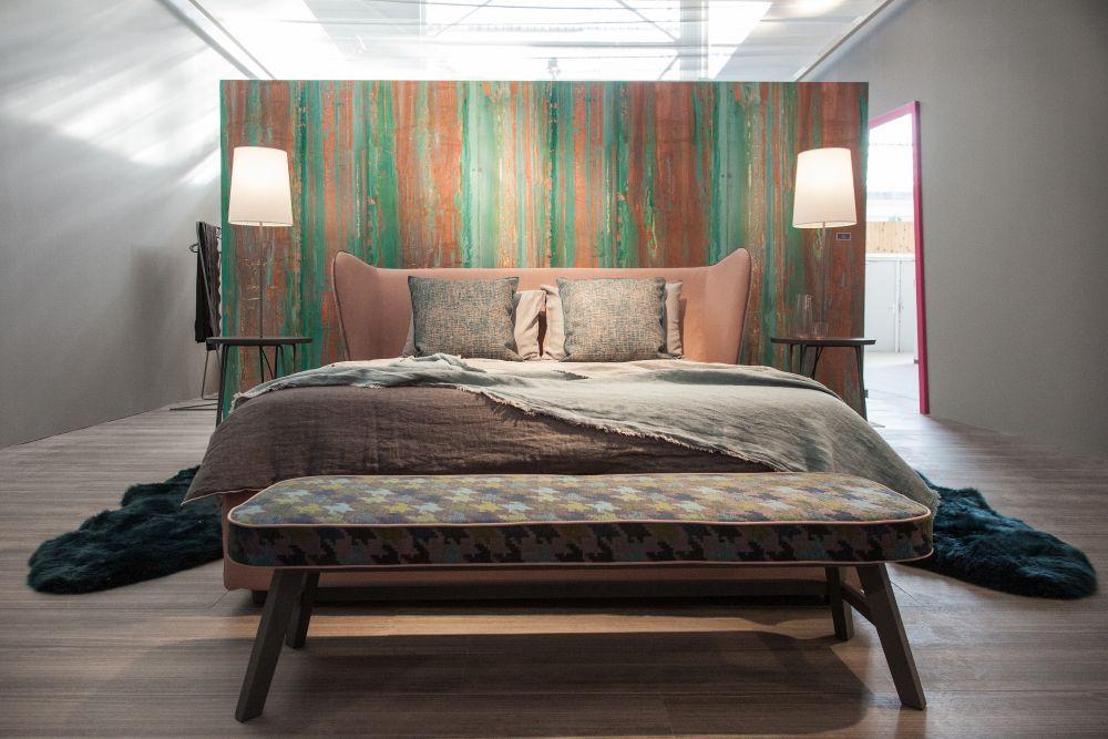 Выбрать природные оттенки для спальни
