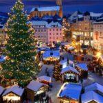 15 лучших рождественских ярмарок Европы: от Страсбурга до Копенгагена