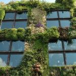 Вертикальное озеленение: самые зеленые здания мира