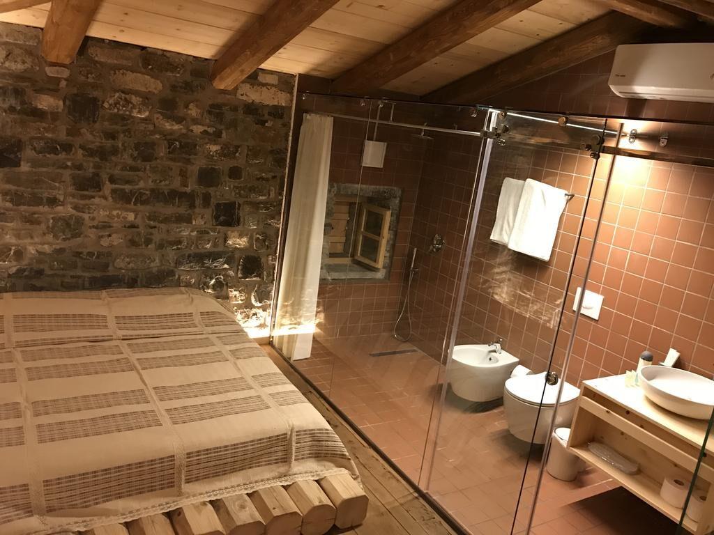 Ванная комнате в спальне