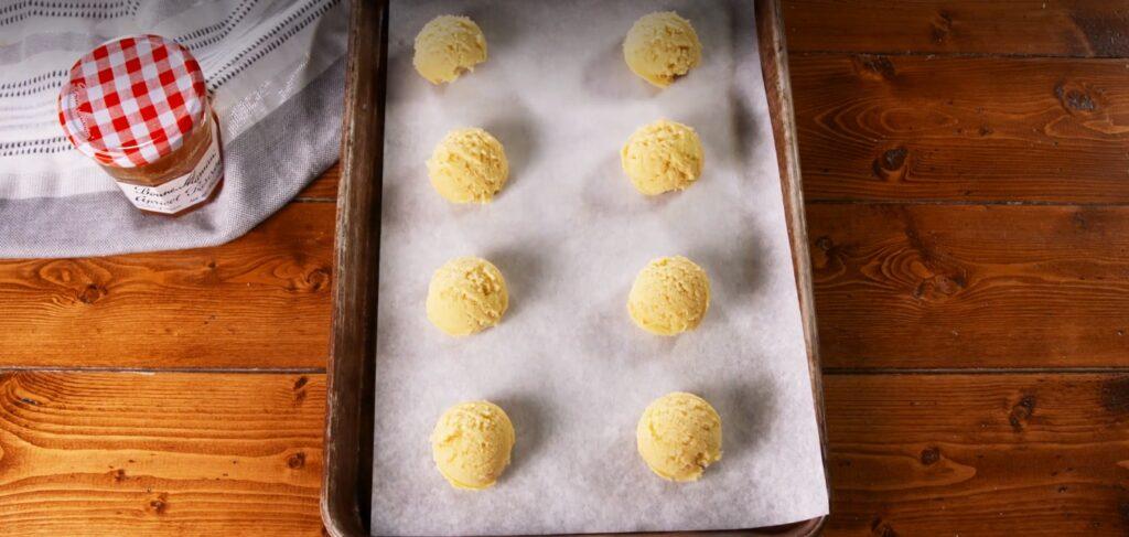 Печенье с вареньем. Шаг 5
