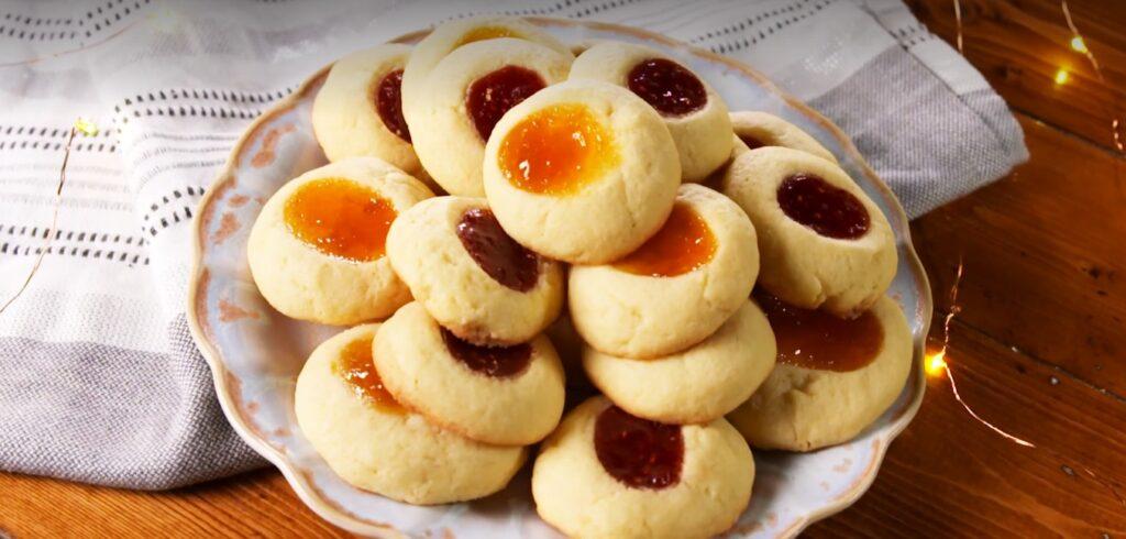 Печенье с вареньем. Шаг 8