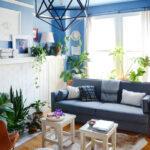 3 бесплатных идеи для декора  гостиной