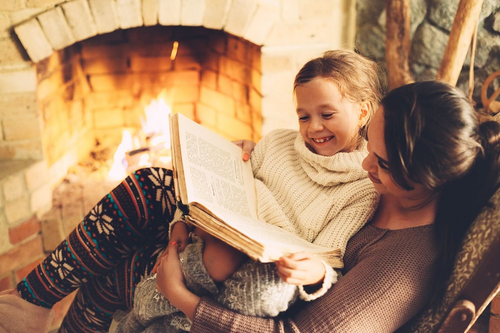 Какую книгу почитать вместе с детьми
