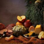 Сервировка новогоднего стола — что любит Металлическая Крыса