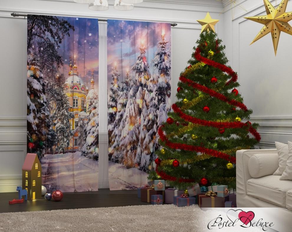 Фотошторы — новогодний подарок для Львов