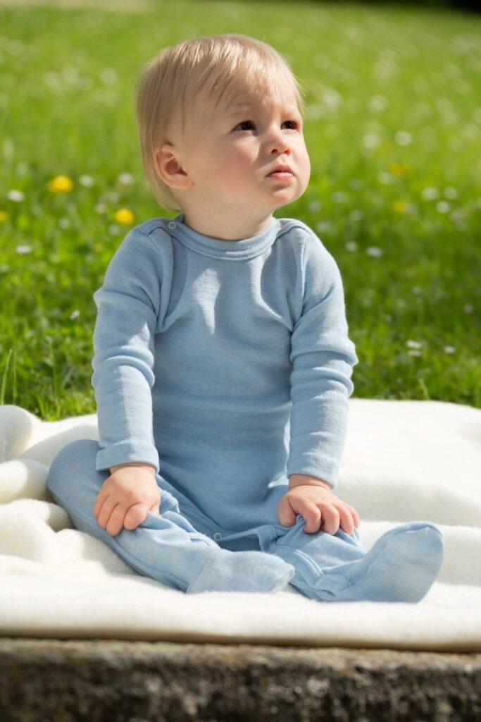 Пижамы для детей до 1 года