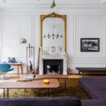 Как создать в своей квартире атмосферу парижского шика: 4 простых шага