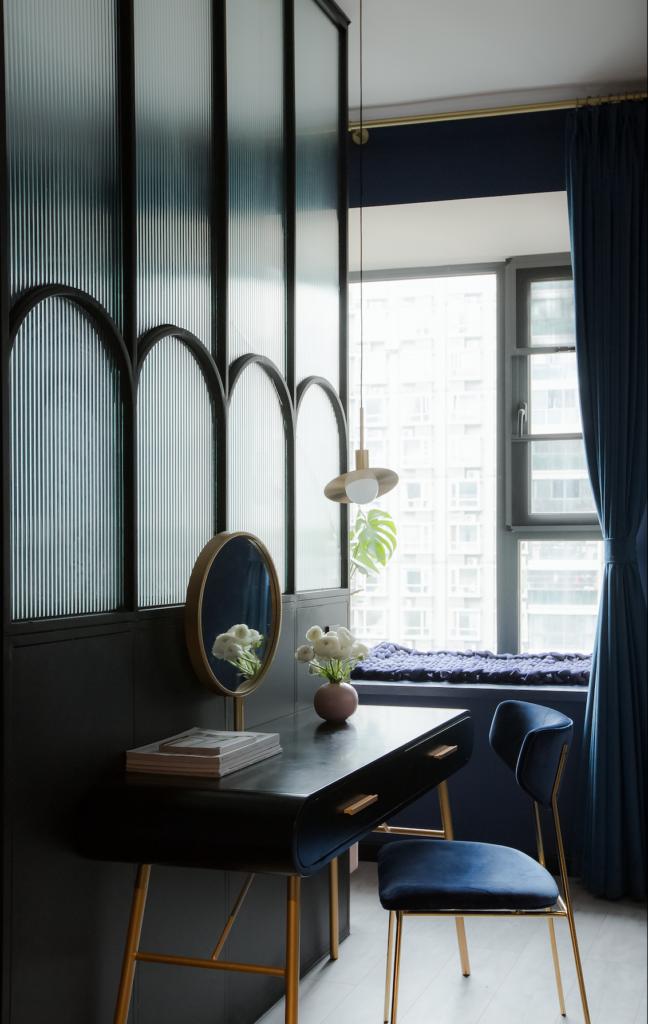 Стиль кубизм и форма мебели