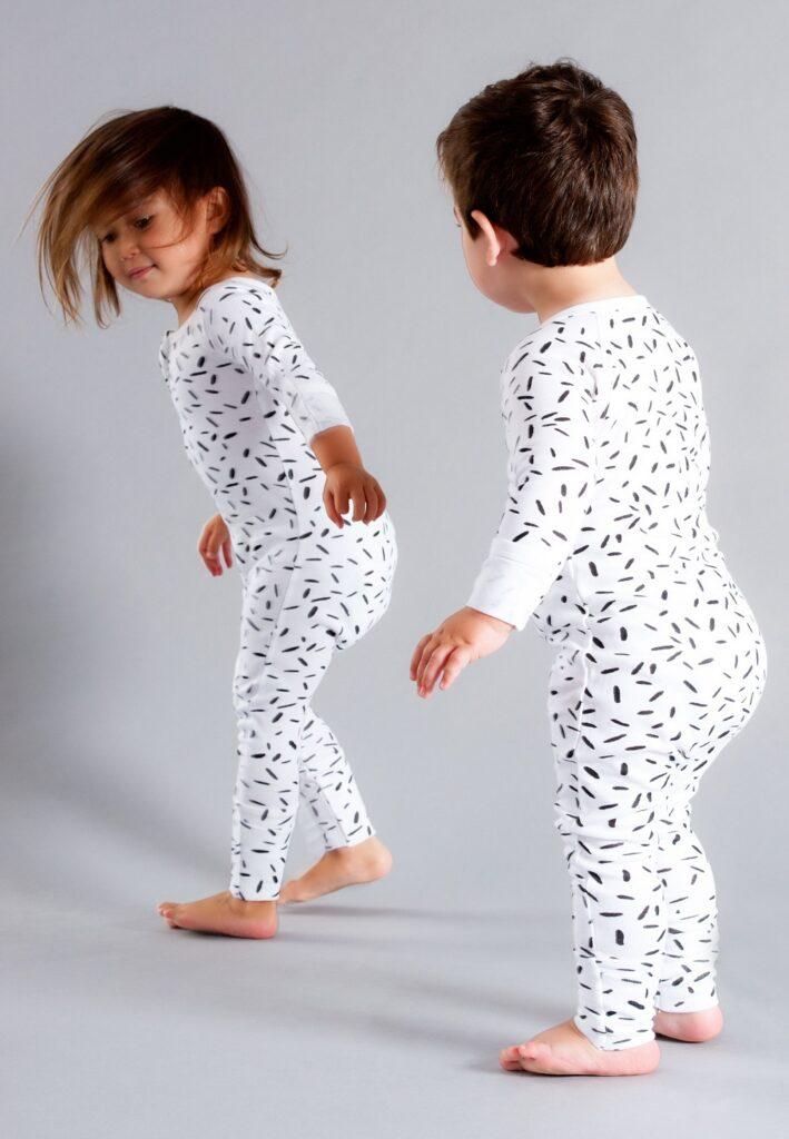 Пижамы для годовалых детей