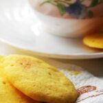 Самая быстрая выпечка: кукурузное печенье за 30 минут от входа на кухню до чаепития