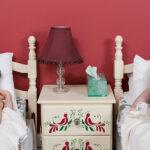 Разные спальни для мужа и жены. Ведет ли это к разводу?