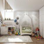 5 идей дизайна детской комнаты