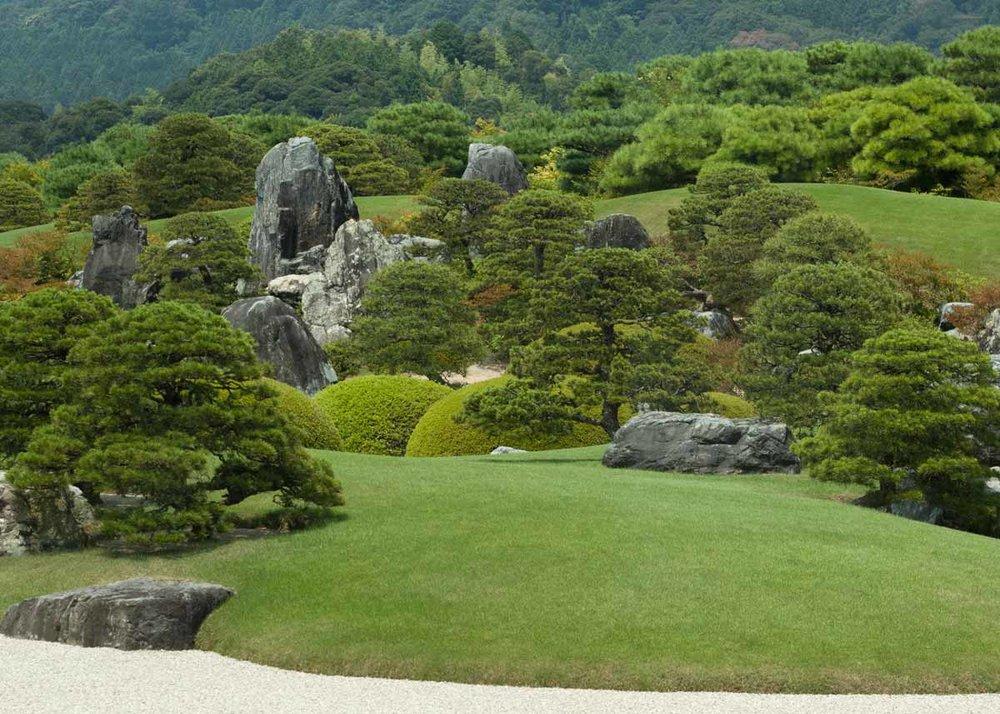 Ландшафтный дизайн японского сада — какую роль играют здесь камни