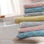 5 способов быстрой стирки кухонных полотенец