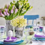 Готовимся к Пасхе: как красиво сервировать стол на праздник