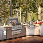 Нужна ли летняя кухня на даче и как ее организовать: 20 лучших фото-примеров
