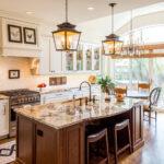 4 идеи кантри кухонь, которые идеально впишутся в интерьер городской квартиры