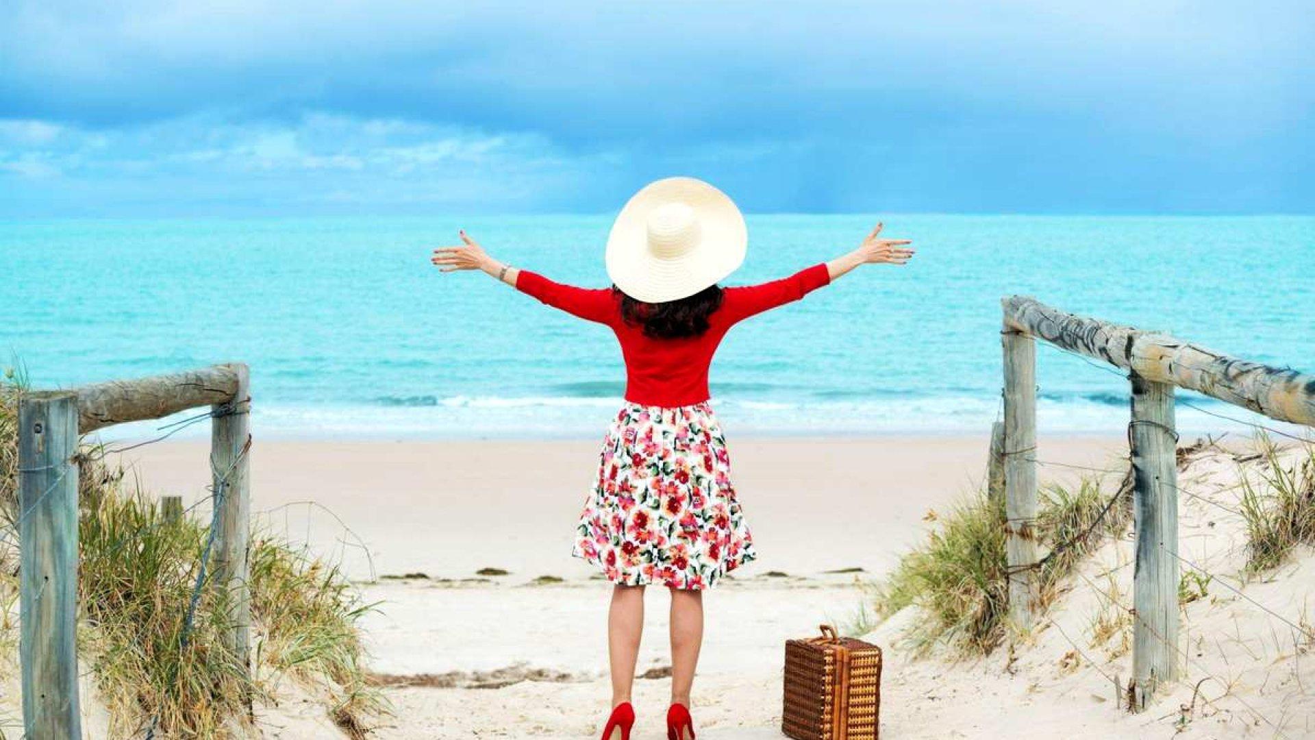 Картинки хочу лето и отпуск