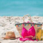 Как подчеркнуть свой стиль на пляже. Подбираем аксессуары