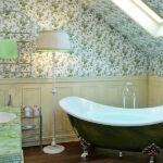 Что выбрать вместо плитки – новый взгляд на ванную комнату
