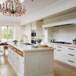 Как сделать маленькую кухню более просторной? 11 идей