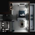 7 ошибок зонирования маленьких квартир