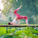 4 простых упражнения из йоги, которые помогут похудеть к лету