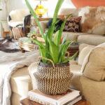 Природные оттенки и рукодельный декор – дом, который расслабляет и вдохновляет