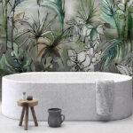 Тропическая ванная: 8 приемов для создания летнего рая