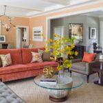 Оранжевый цвет в интерьере. Как создать лучшие сочетания?